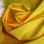 Трикотаж Бифлекс, арт. 4004 Цвет 401 Желтый
