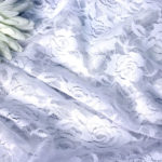 Габардин стрейч арт.1000-000 белый