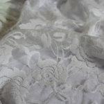 Габардин стрейч арт.1000-001 молочный