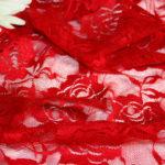 Креп сатин. арт. 2000 - цвет 103 Красный