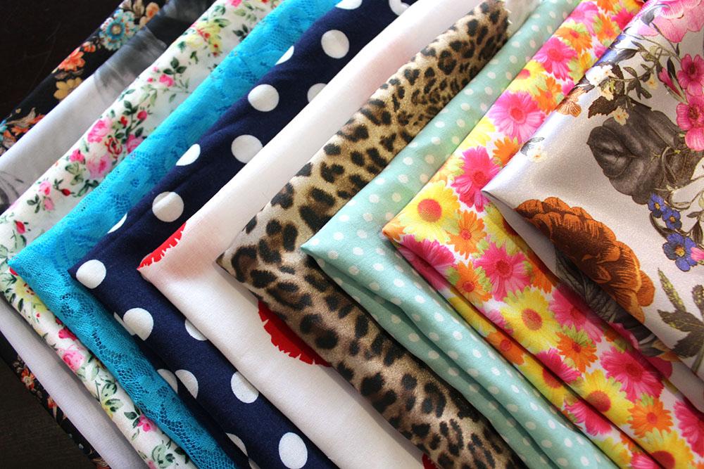 Ткани в лоскутах купить купить в розницу ткани из китая